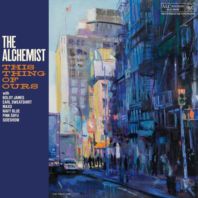 TV Dinners -The Alchemist Feat. Boldy James & Sideshow,Loose Change - Alchemist Feat. Earl Sweatshirt,Nobles - Alchemist Feat. Earl Sweatshirt & Navy Blue