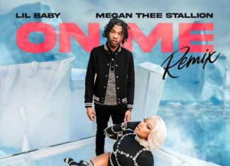 On Me (Remix) - Lil Baby Feat. Megan Thee Stallion