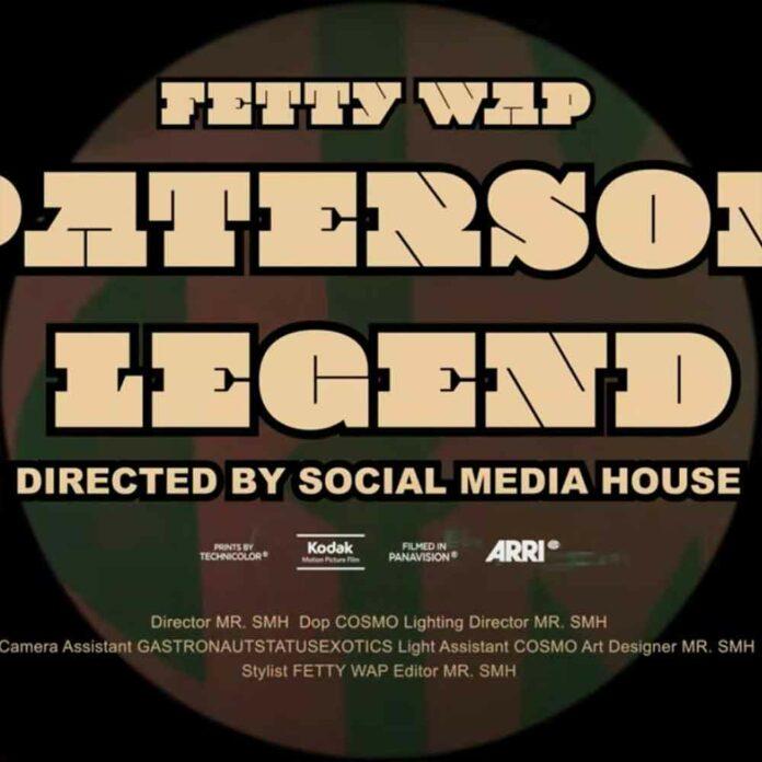 Paterson Legend - Fetty Wap