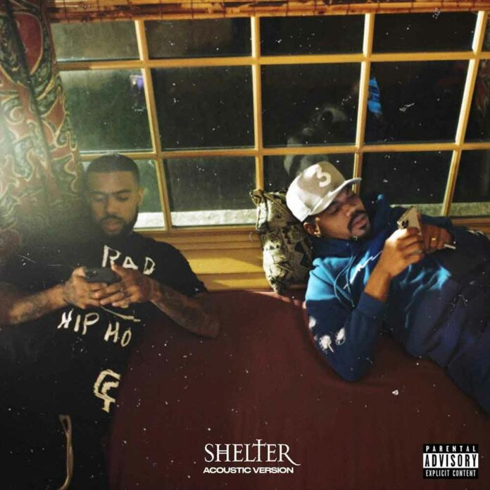 SHELTER (Acoustic Version) - Vic Mensa Feat. Chance The Rapper