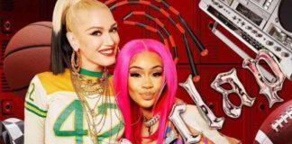 Slow Clap - Gwen Stefani Feat. Saweetie