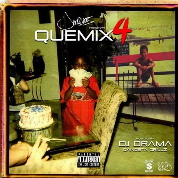 Where I Wanna Be (QueMix) - Jacquees Feat. Donnell Jones