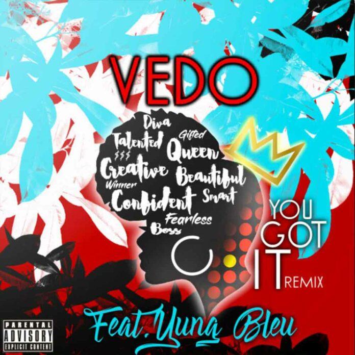 You Got It (Remix) - Vedo Feat. Yung Bleu