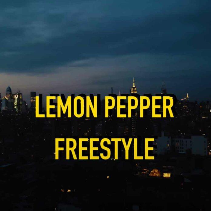 Lemon Pepper Freestyle - Meek Mill
