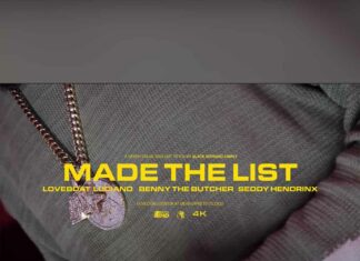 Made The List - Loveboat Luciano Feat. Benny The Butcher & Seddy Hendrix