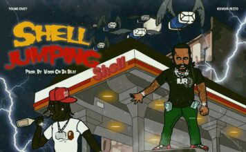 Shell Jumping - Young Crazy Feat. Icewear Vezzo