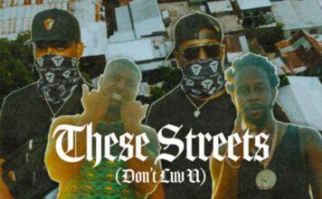 These Streets (Don't Luv U) - The FaNaTiX Feat. Popcaan & M1LLIONZ