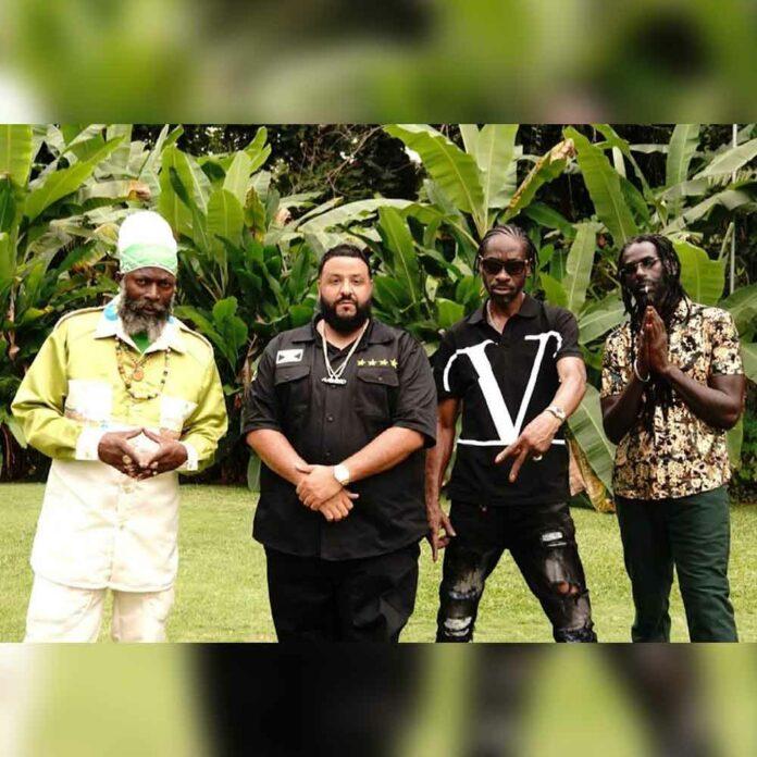 WHERE YOU COME FROM - DJ Khaled ft. Buju Banton, Capleton, Bounty Killer
